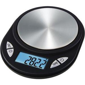 Xavax Jewel 95318 Digital Kitchen Scales - Black, Black 10230983, Black