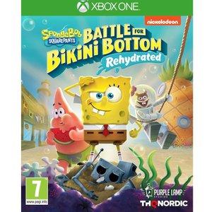 Xbox Spongebob Squarepants: Battle For Bikini Bottom Rehydrated  10211614