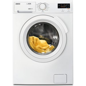 Zanussi Washer Dryer Zwd91683nw  - White, White, White