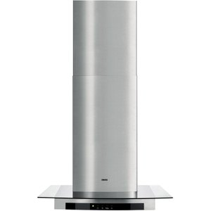 Zanussi Zhc66540x Canopy Cooker Hood - Stainless Steel, Stainless Steel, Stainless Steel
