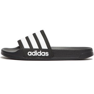 adidas adilette cloudfoam women's slide sandals