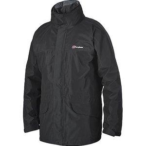 Berghaus Cornice Ii Gore-tex Ia Jacket, Black/black 5052071693518 General Clothing, BLACK/Black