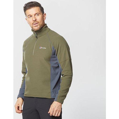 Berghaus Men's Hartsop Half-zip Fleece, Khaki/khk$ 5052071994820 General Clothing