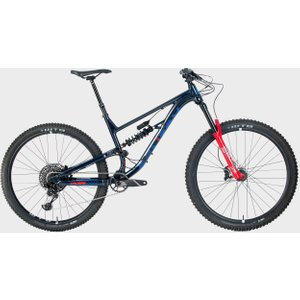 Calibre Sentry Pro Enduro Mountain Bike, Blue/blu 5054306566741 Cycling, Blue/BLU