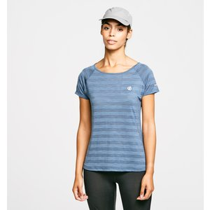 Dare 2b Women's Defy T-shirt, Grey/dgy 5057538823255 General Clothing, Grey/DGY