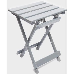 Eurohike Carson Aluminium Side Table, Gry/gry 5054306357974 Outdoor Adventure, GRY/GRY