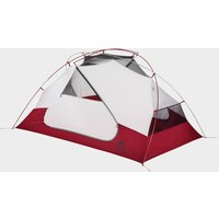 Msr Elixir 2 Man Backpacking Tent, Red/light Grey 0040818103111 Outdoor Adventure, Red/Light Grey