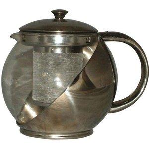 Quest Stainless Steel Teapot, Nocolour/teapot 5060099871450 Outdoor Adventure, NOCOLOUR/TEAPOT