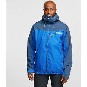 Regatta Men's Highton Stretch Jacket, Blu/blu 5057538936375 Mens Outerwear, BLU/BLU