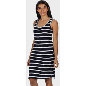 Regatta Women's Felexia Dress, Nvy/nvy 5057538876060 Womens Dresses & Skirts, NVY/NVY
