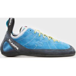 Scarpa Men's Helix Climbing Shoe, Blue/blu 8025228775303 Mens Footwear, BLUE/BLU