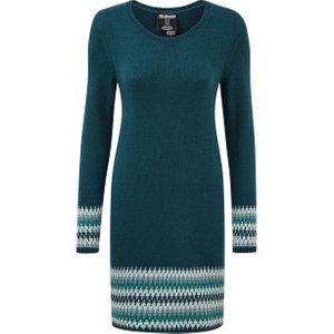 Sherpa Maya Jacquard Dress, Green/3 0192871531902 General Clothing, Green/3