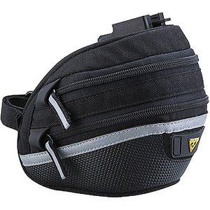 Topeak Wedge Pack Ii (medium) Saddle Bag, Black/2 0883466004665 Cycling, BLACK/2