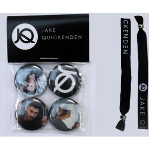 Wristband And Badge Pack Bundle  Townsend Music 30156