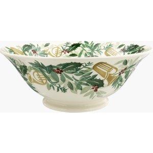 Bring In The Green Large Serving Bowl Emma Bridgewater 1big010057 Crockery