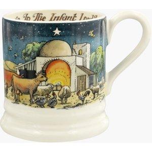 Nativity Scene 2019 1/2 Pint Mug Emma Bridgewater 1nat010002 Crockery