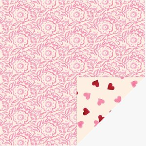 Pink Wallpaper Paper Cocktail Napkins 1PWA010612 Kitchen