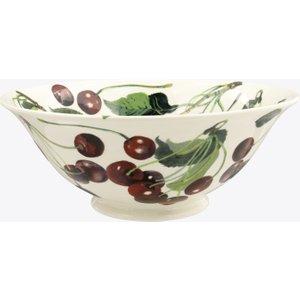Vegetable Garden Cherries Medium Serving Bowl Emma Bridgewater 1cer010054 Crockery