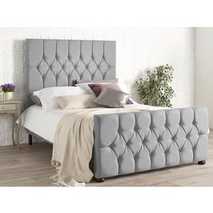 Craft 4ft Small Double Fabric Bedframe Mattresses