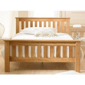 Emporia Beds Richmond 6ft Superking Wooden Bedstead