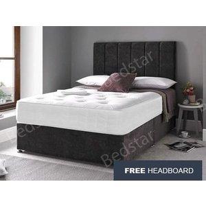 Giltedge Beds Balmoral Divan Bed,free Headboard