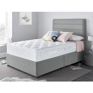 Giltedge Beds Gel Comfort 4ft 6 Double Divan Bed