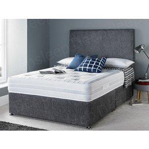 Giltedge Beds Harmony 4ft 6 Double Divan Bed Mattresses