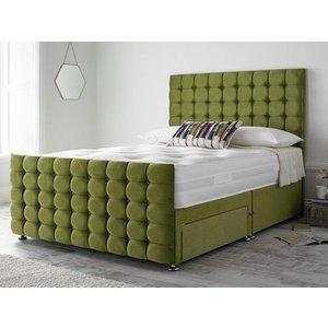 Giltedge Beds Highbury 5ft Kingsize Divan Base