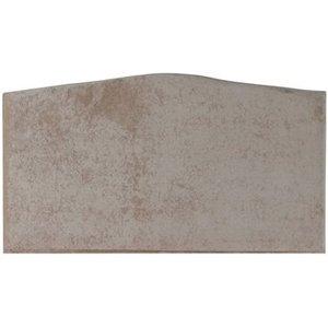 Giltedge Beds Oakland 4ft 6 Double Fabric Headboard,on Struts Mattresses