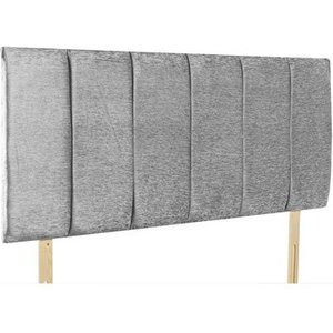 Giltedge Beds Oxford 4ft Small Double Fabric Headboard,on Struts Mattresses