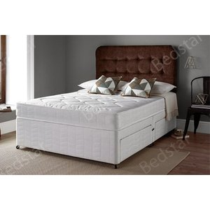 Giltedge Beds Rimini 3ft Single Divan Bed