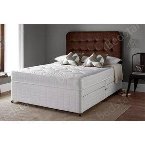 Giltedge Beds Rimini 4ft 6 Double Divan Bed