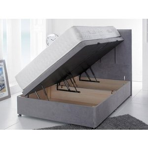 Giltedge Beds Ultimo 2000 6ft Superking Ottoman Bed