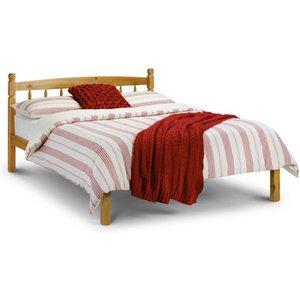 Julian Bowen Pickwick 4ft Small Double Pine Bedstead
