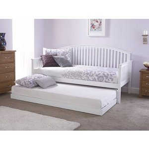 Milan Bed Company Madrid Day Bed,white Beds