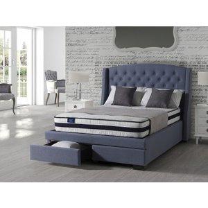 Sar Beds Sovereign 5ft Kingsize Fabric Bedframe