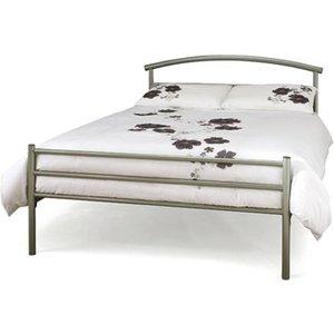 Serene Brennington 4ft Small Double Metal Bedstead