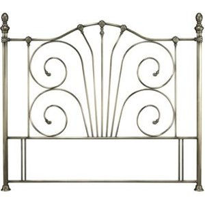 Serene Jessica 4ft Small Double Headboard Beds