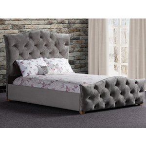 Sweet Dreams Freya 6ft Superking Fabric Bed Beds