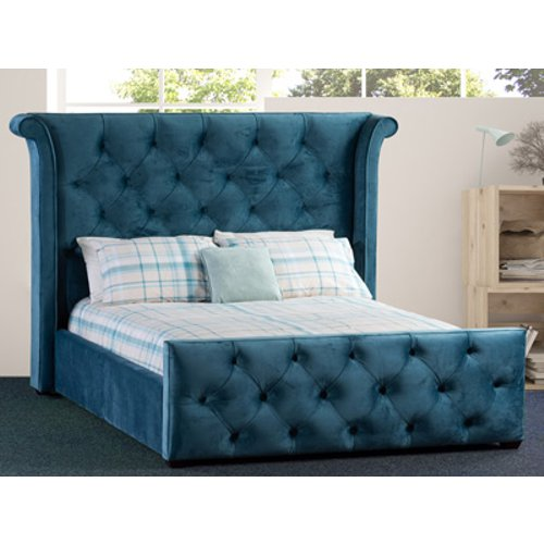 Top Fabric Bed Frames Under £1000 - Browse the current bedroom furniture and find fabric bed frames costing under £1000 deals.
