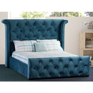 Sweet Dreams Imogen 6ft Superking Fabric Bed Mattresses