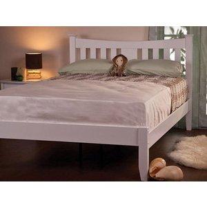 Sweet Dreams Kingfisher Bedstead,white