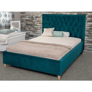 Sweet Dreams Layla 5ft Kingsize Fabric Bed Beds