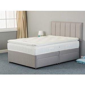 Sweet Dreams Symbol Pillowtop 5ft Kingsize Divan Bed Beds