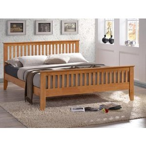 Time Living Turin Wooden Bedstead