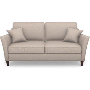 Ashdown 3 Seater Sofa In Easy Clean Plain- Cream Sofas