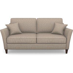Ashdown 3 Seater Sofa In House Plain- Nutmeg Sofas
