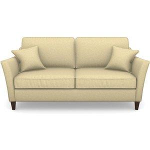 Ashdown 3 Seater Sofa In Soft Wool- Wisp Sofas
