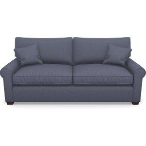 Bignor 3 Seater Sofa In Clever Cotton Mix- Oxford Blue Sofas