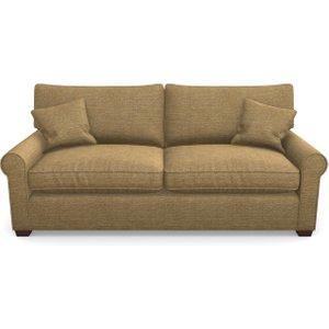 Bignor 3 Seater Sofa In Textured Velvet- Balsa Sofas
